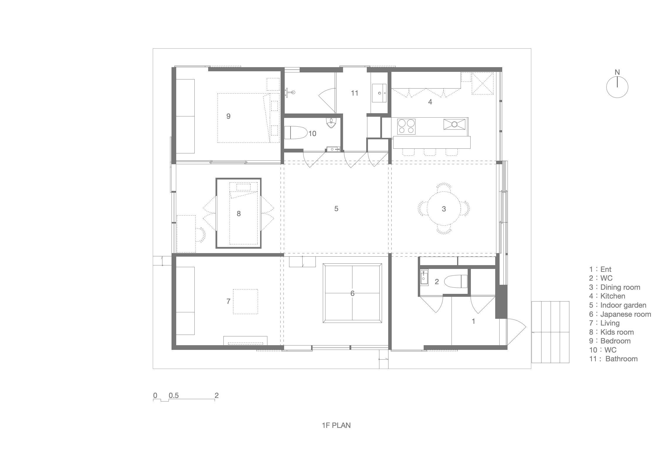 瀬名波の家