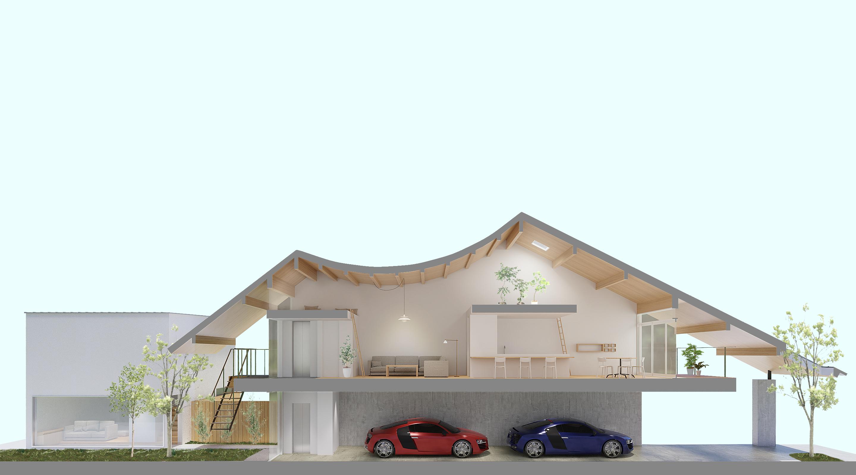 JED 第3回住宅設計コンテスト 優秀賞