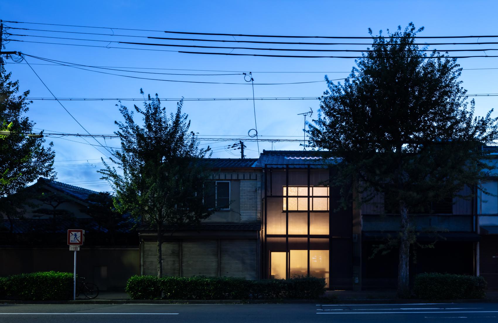 中保町の家